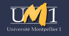 University Montpellier I Logo