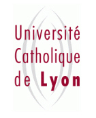 Catholic University of Lyon Logo