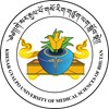 Khesar Gyalpo University of Medical Sciences of Bhutan Logo
