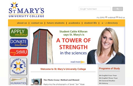 St. Mary's University College