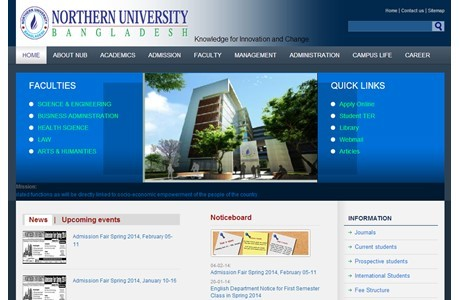 Northern University of Bangladesh