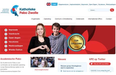 University of Professional Teacher Education PABO Zwolle