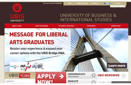 University of Business and International Studies