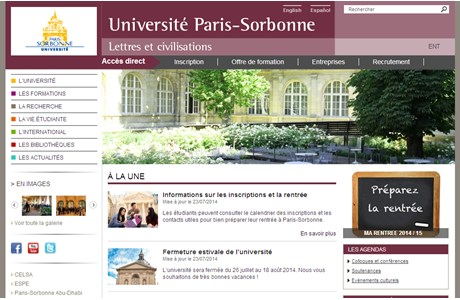 Paris-Sorbonne University - Paris IV